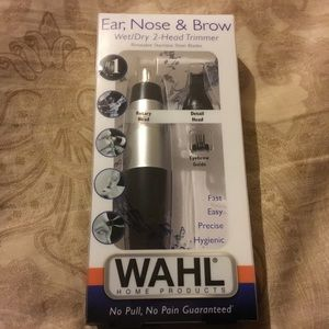 Wahl Other - BOGOWahl Ear, Nose, & Brow Trimmer No Pull No Pain
